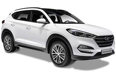 Hyundai Tucson 1.7 CRDI 141 ch Creative DCT
